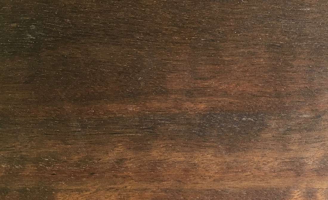 Picture: Close-up of Peat engineered flooring from Portland OR supplier.