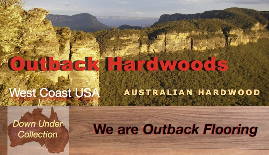 Picture - Outback Hardwoods' Outback Flooring promo image. © 2017 WAM.